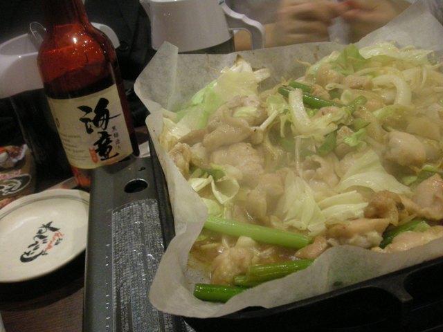 鶏ちゃん焼(けいちゃんやき)